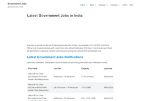 govt-jobs.in