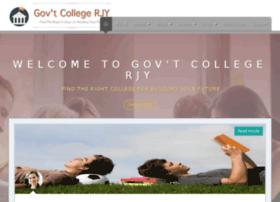 govtcollegerjy.org