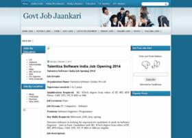 govtjobjaankari.blogspot.in