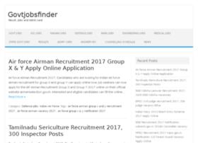govtjobsfinder.com
