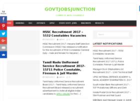 govtjobsjunction.in