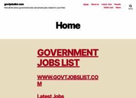 govtjobslist.com