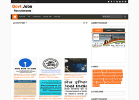 govtjobsrecruitments.blogspot.in