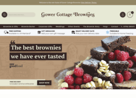 gowercottagebrownies.co.uk