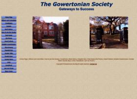 gowertonian-society.co.uk