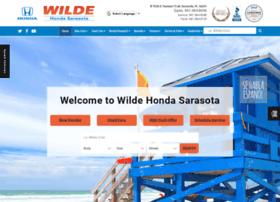 gowildehonda.com