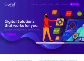 goyalinfotech.com