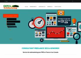 goyawebmarketing.com