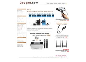 goyona.com