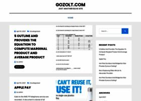 gozolt.com