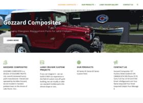 gozzardcomposites.com