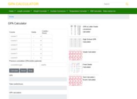 gpa-calculator.co