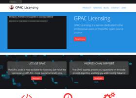 gpac-licensing.com