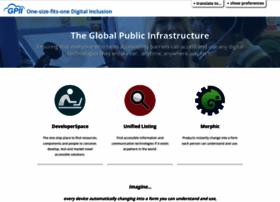 gpii.org