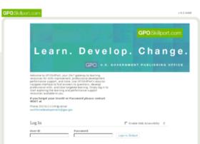 Gpo.skillport.com