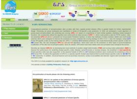 gps.biocuckoo.org