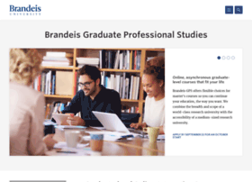 gps.brandeis.edu