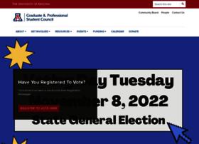 gpsc.arizona.edu