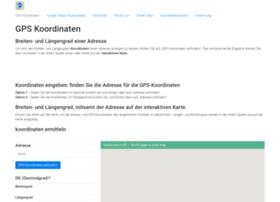 gpskoordinaten.de