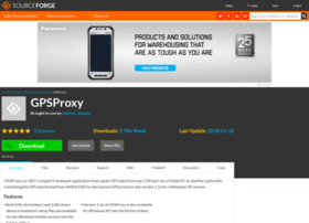 gpsproxy.sourceforge.net