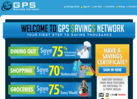 gpssavingsnetwork.com