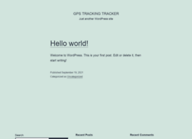 gpstrackingtracker.com