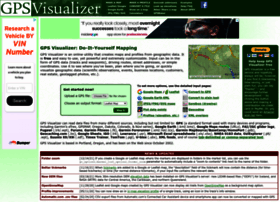 gpsvisualizer.com