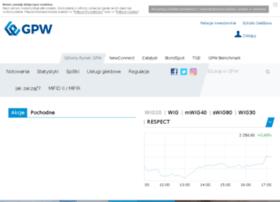 gpw.com.pl
