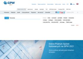 gpw.pl