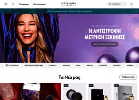 gr.oriflame.com