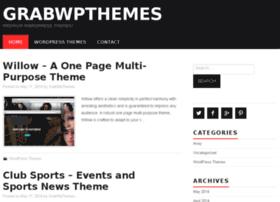 grabwpthemes.com