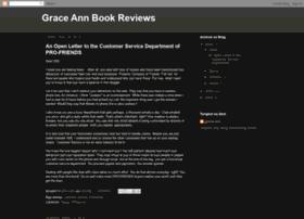grace-ann-book-reviews.blogspot.com