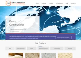 gracecommodities.com