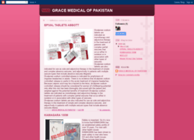 gracemedicalpakistan.blogspot.com