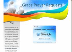 graceprayerrequests.com