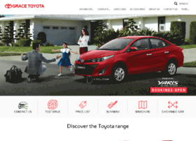 gracetoyota.in