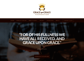 graceupongracefoundation.org