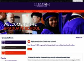 grad.clemson.edu