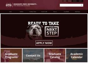 grad.msstate.edu