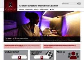 grad.uark.edu