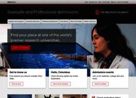 gradadmissions.osu.edu