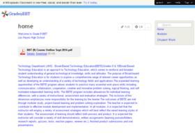 grade9bbt.wikispaces.com