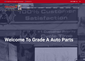 Gradeaautoparts.com