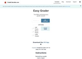gradecalculate.com