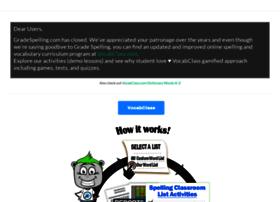 gradespelling.com