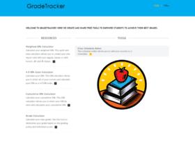 gradetracker.com