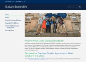 gradlife.nd.edu