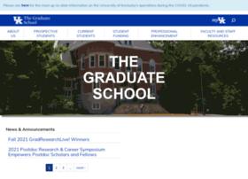 gradschool.uky.edu
