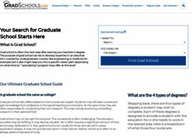 gradschools.com