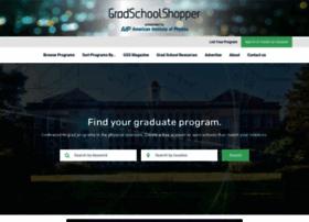 gradschoolshopper.com